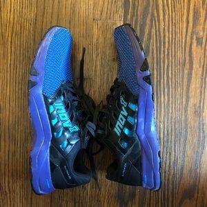 Inov running trail shoe